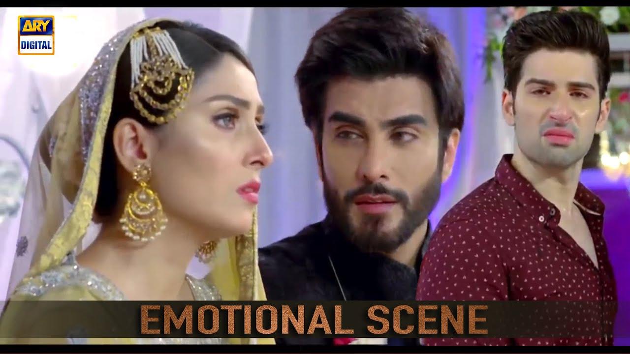 Tum Kisi Aur Ki Hone Ja Rahi Thi? Emotional Scene || Ayeza Khan || Imran Abbas || Muneeb Butt