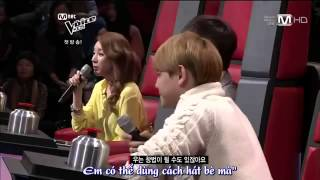 Voice Kids Korea- Noh Yoon Hwa- Resignation
