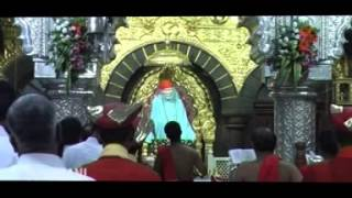 Sai Baba - Madhyanha Aarti(Dophar 12 Baje) - Marathi(Hindi) - Shirdi Ke Sai Baba Aartiyan