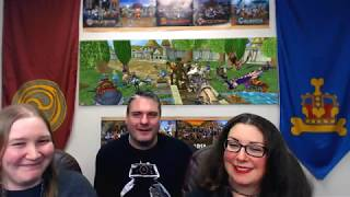 KI Live: Interview with Renee Wooten, 2018 News, and TROLLS!