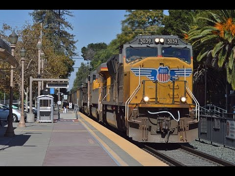 (9-16-16) [HD 60FPS] A Day in Menlo Park and Santa Clara Fea