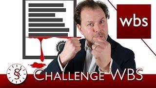 Challenge WBS: Fight Club & Verträge mit Blut unterschreiben | Rechtsanwalt Christian Solmecke