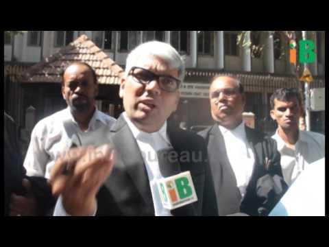 Hearing on prosecution against high court judge VM Kanade | www.indiabureau.tv