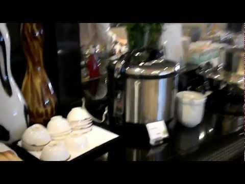 Japan Tokyo Westin breakfast buffet