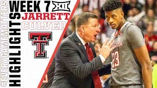 Jarrett Culver | Leading the charge