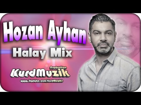Hozan Ayhan - Halay Mix - 2016 - KurdMuzik Production