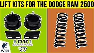 7 Best Lift Kits For The Dodge Ram 2500 2019