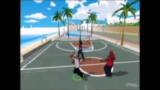 FreeStyle Street Basketball PC Games Gameplay - 3 on 3