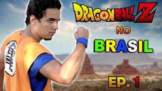 DRAGON BALL Z NO BRASIL