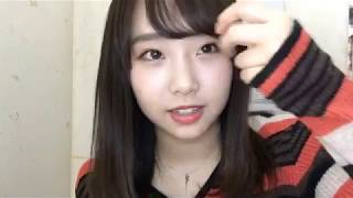 AKB48の明日よろしく! おやすうーかぴぃ配信 前 植村梓(NMB48 チームB...