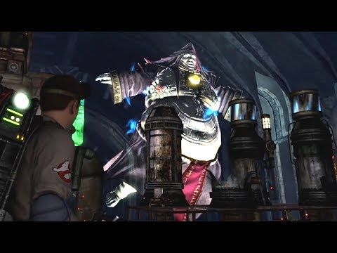 Ghostbusters: The Video Game Remastered - Chairman - Boss Fight | Gameplay (PC HD) [1080p60FPS]