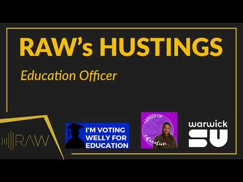 Education Hustings | The Big Decision 2018