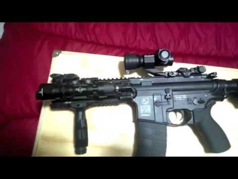 Custom ICS M4 CQB