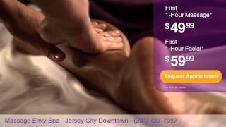 Massage Envy Spa   Jersey City Downtown National Branding