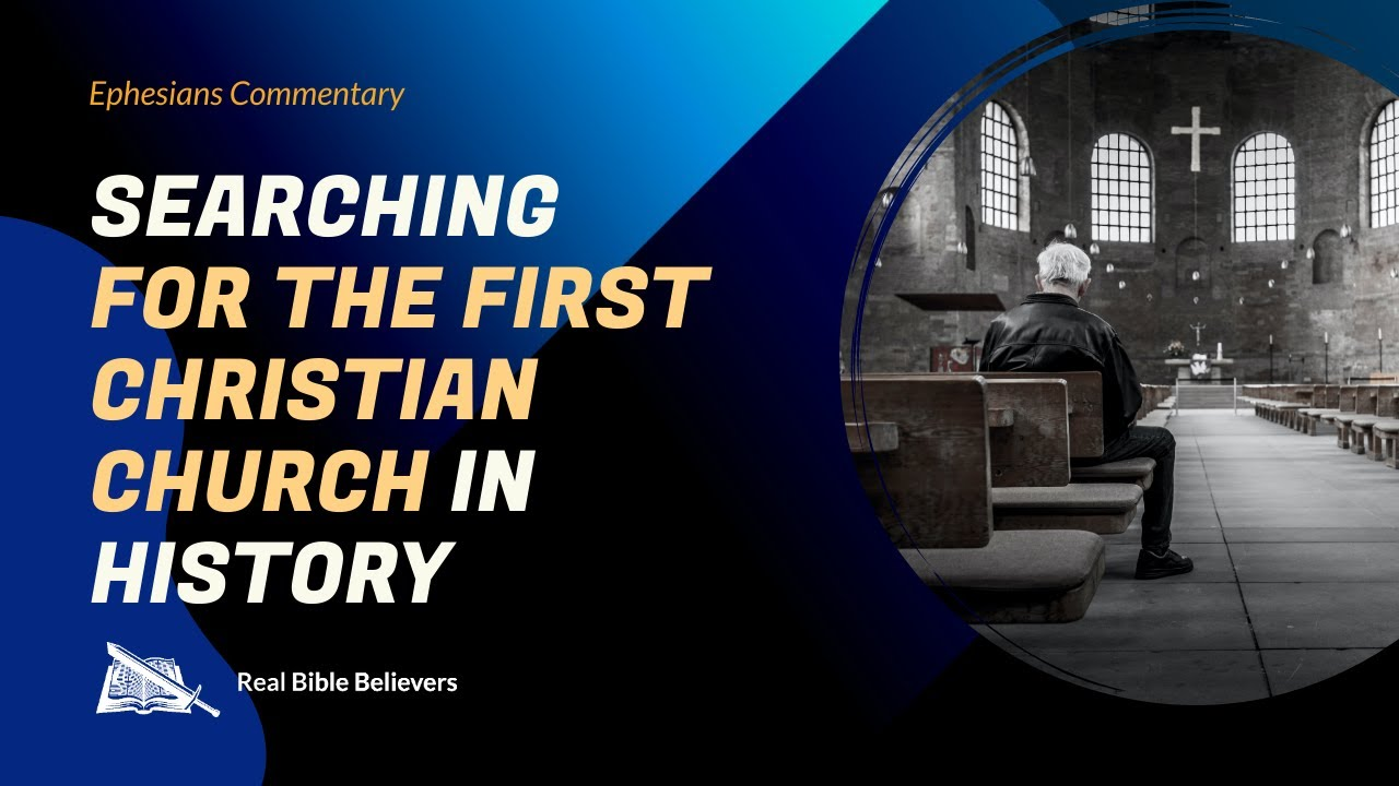 Searching For The First Christian Church in History! (Eph. 2:17-18)   Dr. Gene Kim