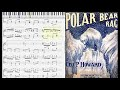 Polar Bear Rag by George Howard (1910, Ragtime piano)