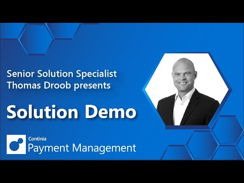 Continia Document Output for Microsoft Dynamics Business Central - Full Demo