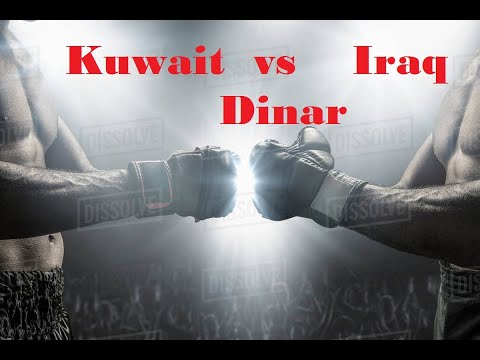 Should The Iraqi Dinar Come Out Higher Then Kuwait's