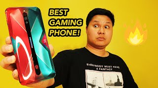 NUBIA RED MAGIC 5G - PINAKAMAGANDANG GAMING PHONE NGAYONG 2020!