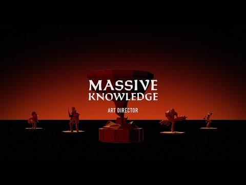 Massive Knowledge // Art Director Mark Hamer + Concept Artist Derek Brand