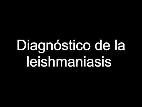 Diagnóstico de la leishmaniasis