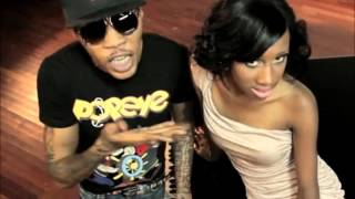 Vybz Kartel ft Gaza Slim - Stop Gwan Like Yuh Tuff (Raw) Dec 2012 Good Good production