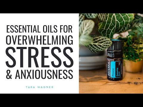 how-to-use-essential-oils-for-anxiousness-&-stress-//-doterra-peace-blend