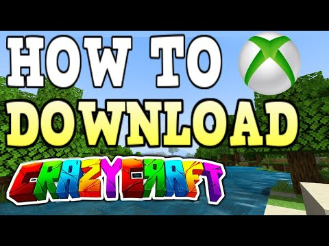 How To Download Crazy Craft On Xbox One Minecraft