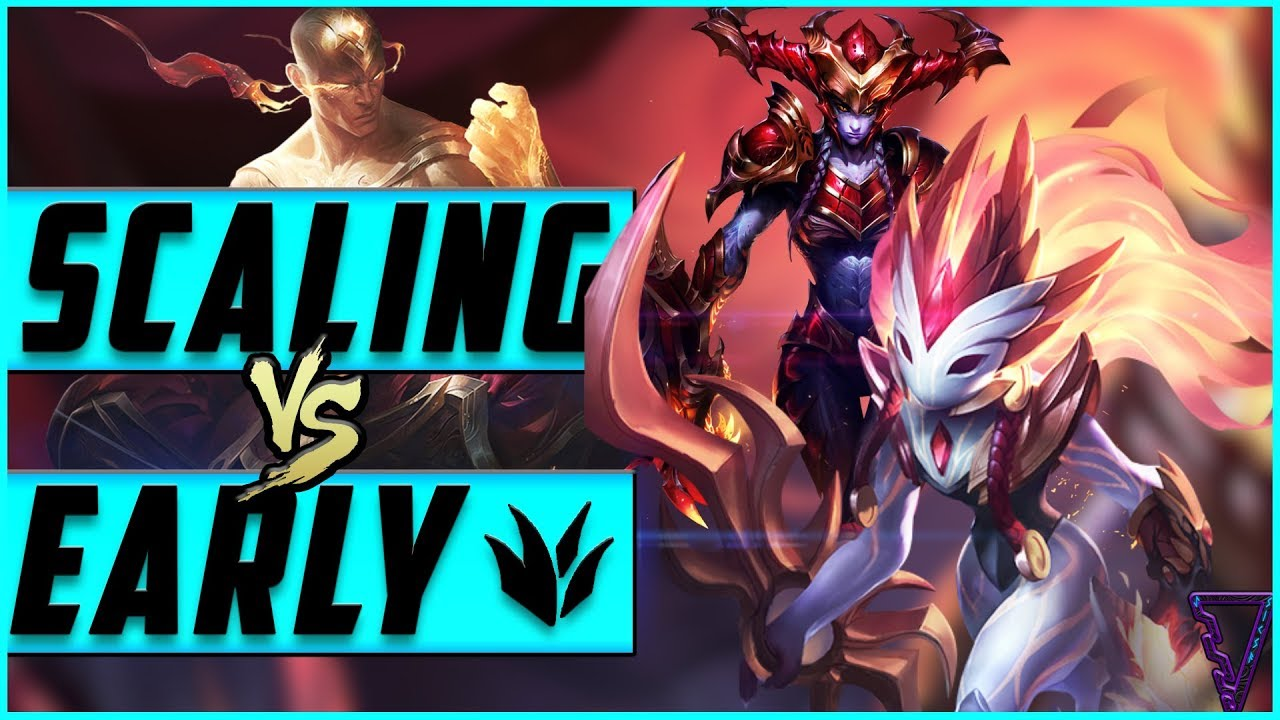 Scale Faster Beat Strong Early Game Junglers League Of Legends Jungle Guide Youtube