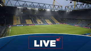 VIDEO: L'avant match de Borussia Dortmund  Paris Saint-Germain