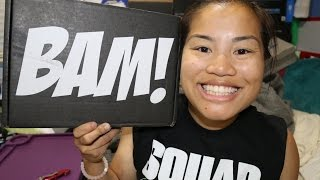 2016 August BAM! Box Unboxing - [Crazy]