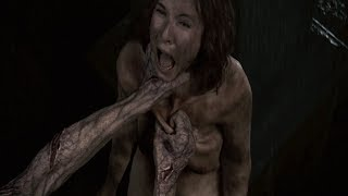 Silent Hill I & II - All Pyramid Head Scenes
