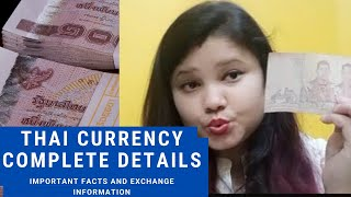 Thailand Currency Exchange : Do's and Dont's Complete Information