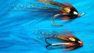 Tying the Rumpelstiltskin Micro Tube (Salmon Fly) by Davie McPhail