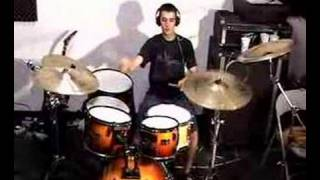 """MJ Duran Playing """"First Blood"""" by First Blood"""