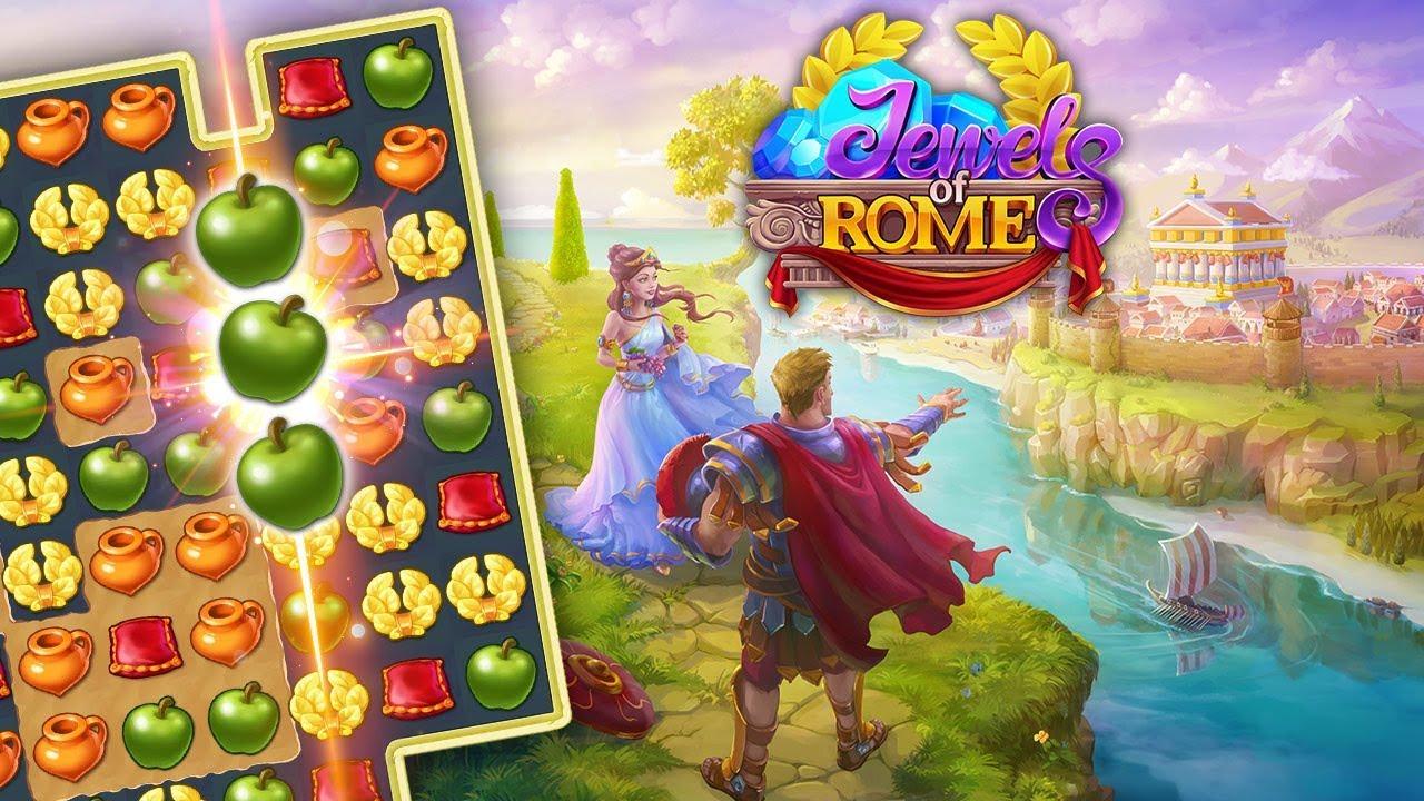 Jewels Of Rome
