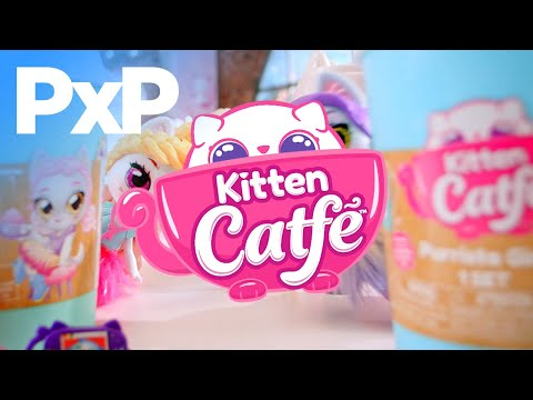 Reveal Purr-fect Collectibles with Jakks Pacific's Kitten Catfe! | A Toy Insider Play by Play