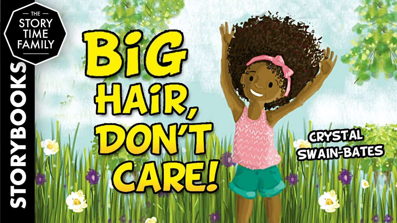 Big Hair Don't Care | Because looking different is awesome!