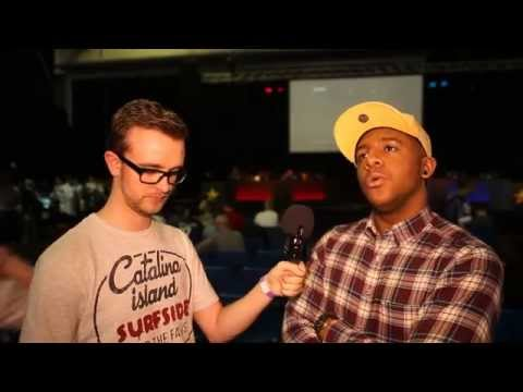 Quick Fire Questions with Calvin - EGL12