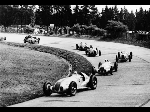The Golden Age of Grand Prix motor racing