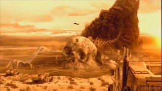God of War - Fate of Titan Cronos Modern Day SECRET Cutscene
