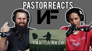 NF The Search Pastor Rob Reaction Lyrical Analysis
