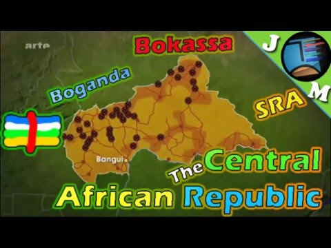 Below The Maps - the Central African Republic political situation (suben)