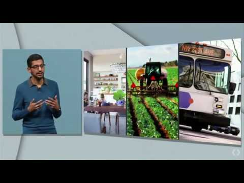 what is IoT by sundar pichai