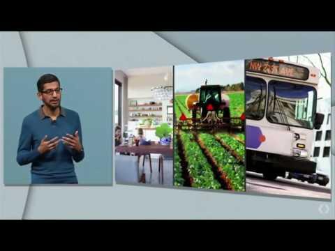 what is IoT by sundar pichai