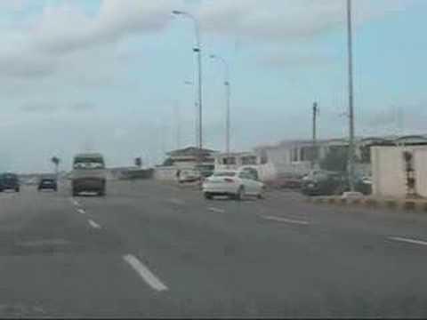 Libya - Tripoli, Al Shat HWY طريق الشط 2