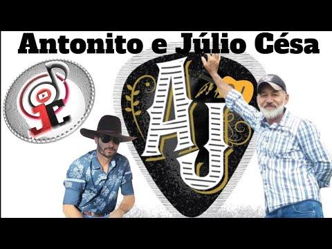 Antonito e Júlio César cantores e compositores de São João da boa vista SP