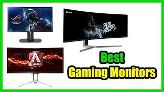 ▶️Best Gaming Monitors in 2019 - Which Is The Best Gaming Monitor?