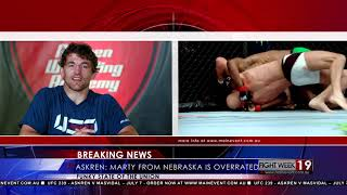Funky State of the Union with Ben Askren | UFC Fight Week