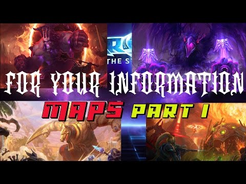 Heroes of the Storm (Instructional Series) - For Your Information (Maps Part 1)
